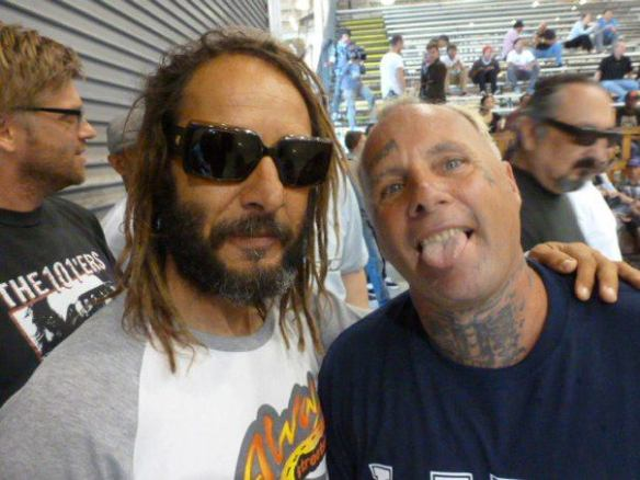 True Dogtown Legends Tony Alva & Jay Adams