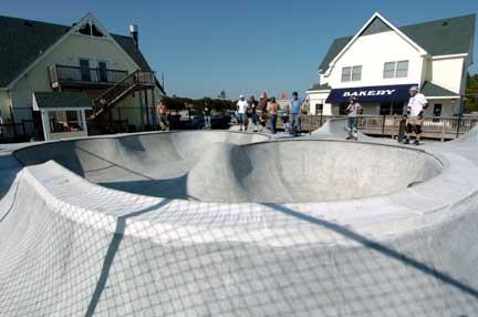 Nice Back Yard Skate Park