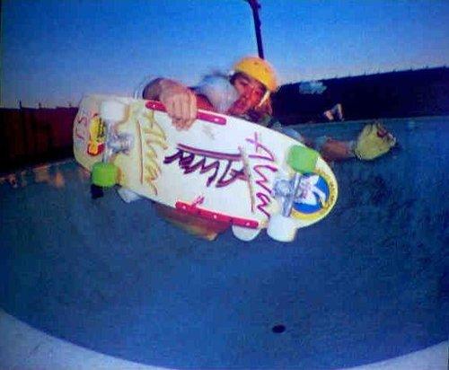 Tony Alva Dog Bowl