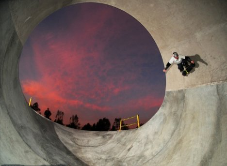 The Beauty Of A Full Pipe Is Enough, Add A Background Like This...Wow!