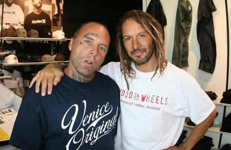 Together Again Jay Adams & Tony Alva Dogtown Revisited