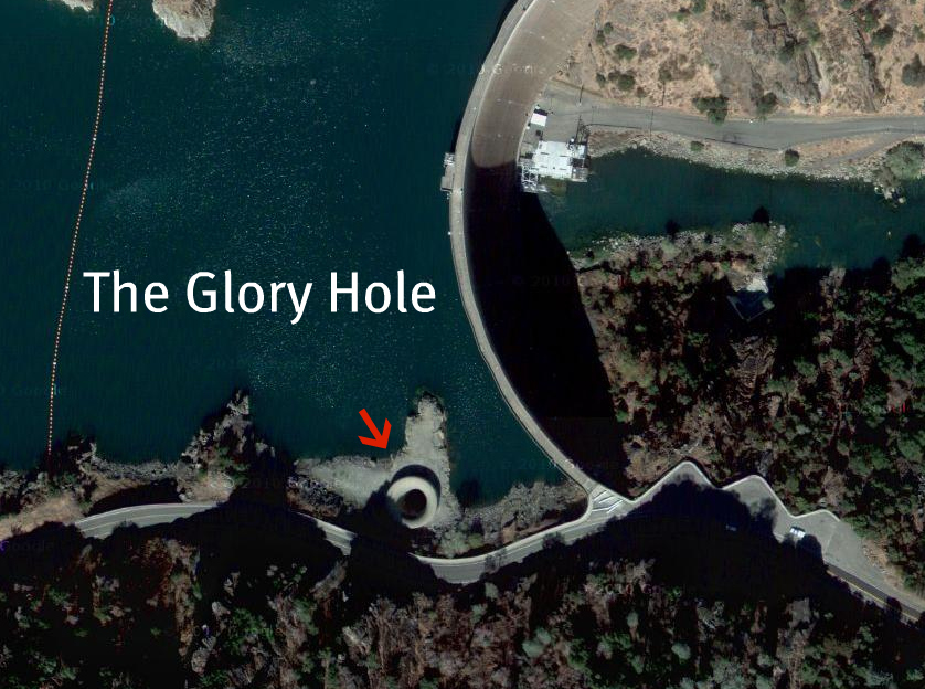 Skate the glory hole