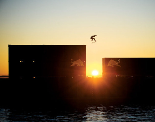 Flipping Over Cargo On A Moving Barge Is What I Call Extreme