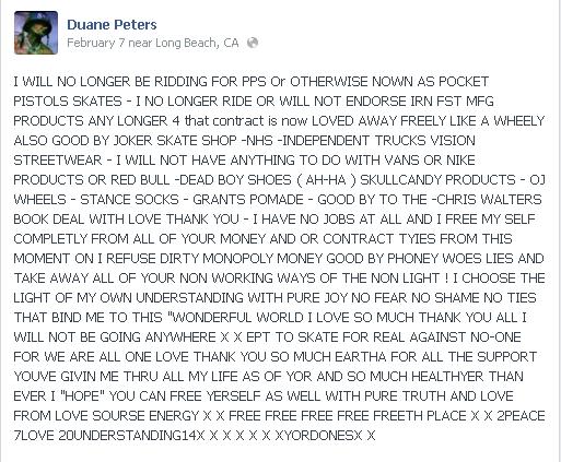 Duanes Facebook