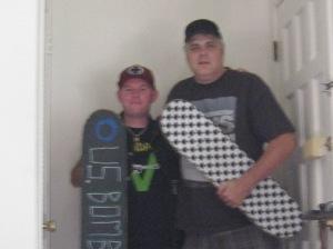 Matt Finnegan And Me