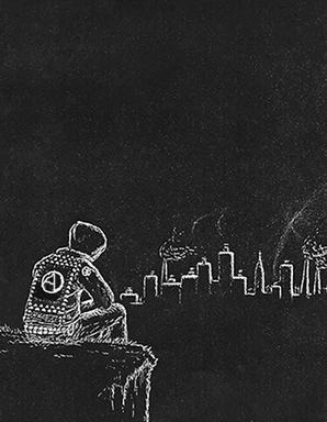 Lonely Punk Art