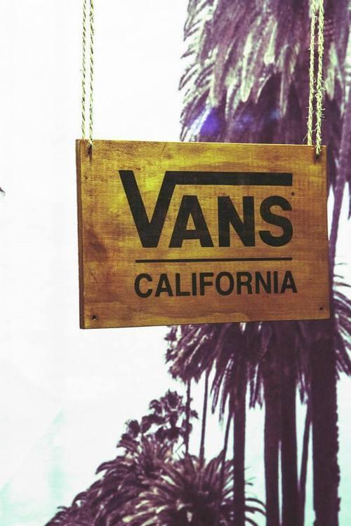 Vans California
