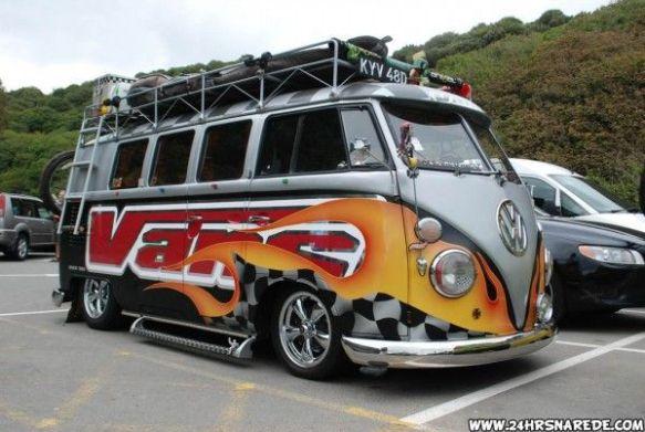 Vans VW Bus