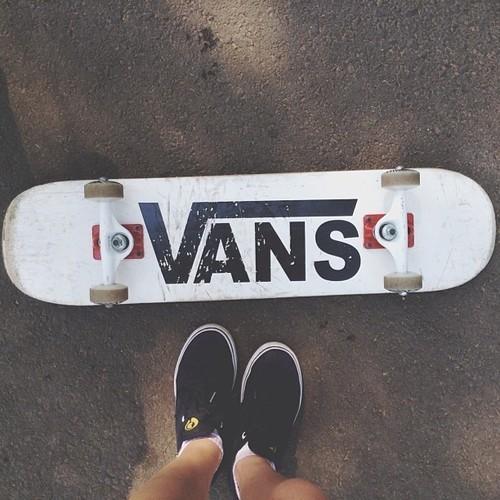Vans Deck