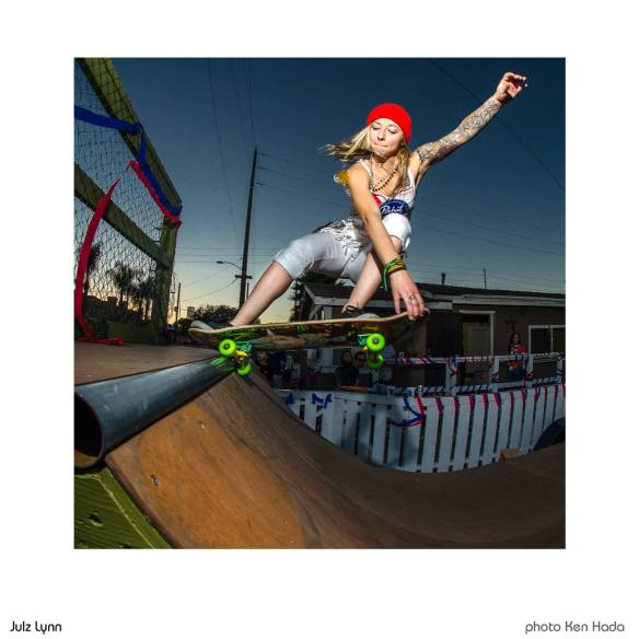 Julz crail slide - Ken Hada