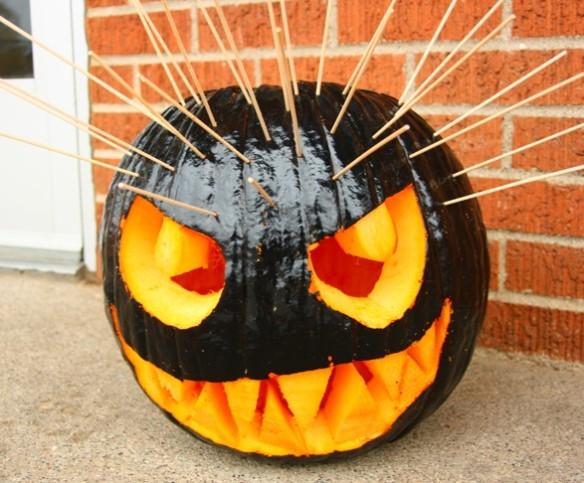 Punk Pumpkin