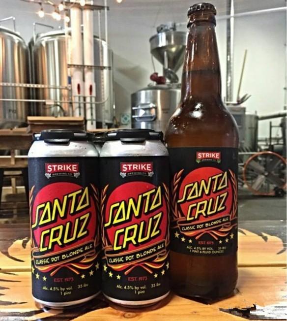 Santa Cruz Beer