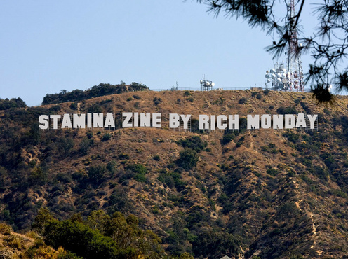 STAMINA_Zine_By_Rich_Monday