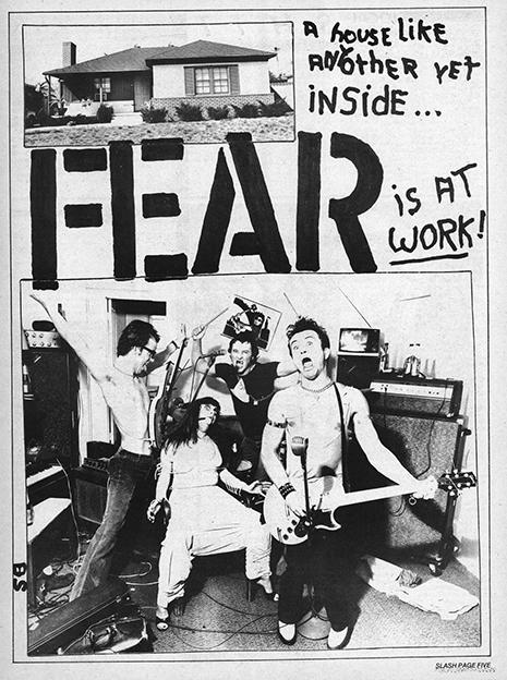 Fear Flyer