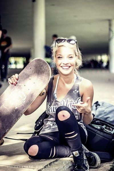 Girl Skate Late Date