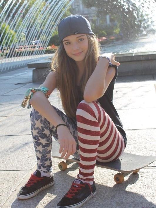 Girl Skater USA