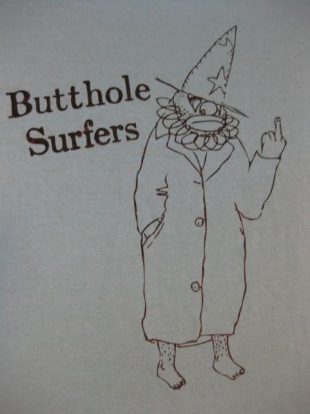 Butthole Surfers Clown