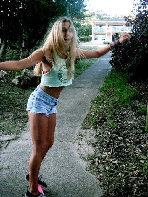 Skate Hotie