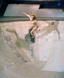 Skate Nude 1