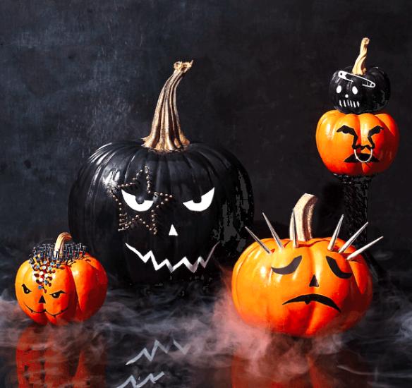 punkin-pumpkins